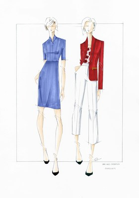 Anne Klein to Dress Select NBC Commentators During Its Coverage of the 2020 Tokyo Olympics.