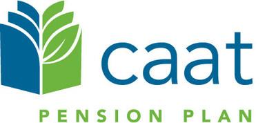 CAAT Pension Plan Logo (CNW Group/CAAT Pension Plan)
