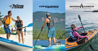 Product line of Pelican International inc. (CNW Group/Pelican International)