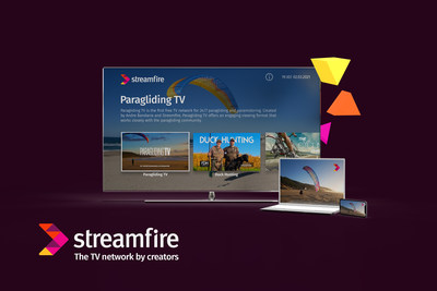 Streamfire TV network (© Streamfire)