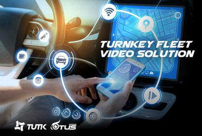 TUTK and OTUS Announce Partnership for Telematics Video Solution.