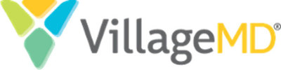 VillageMD logo (PRNewsfoto/VillageMD)