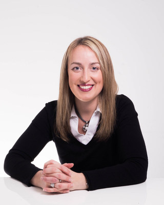 Olivia Bushe, Chief Executive Officer, FlowForma (PRNewsfoto/FlowForma)