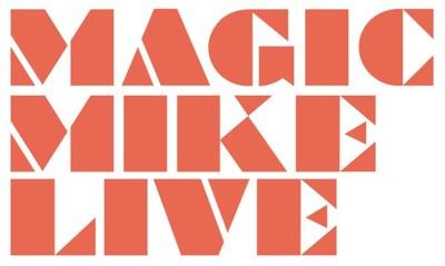 Magic Mike Live Logo