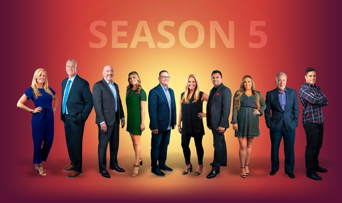 """The East Coast's Premier Resort to Air Season 5 of its Authentic, Award-Winning Behind the Scenes Digital Series, """"Back of House,"""" Starting October 13"""