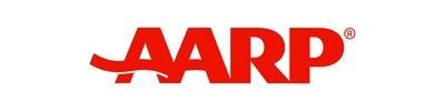 AARP national logo. (PRNewsfoto/AARP)