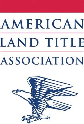 American Land Title Association (PRNewsfoto/American Land Title Association)