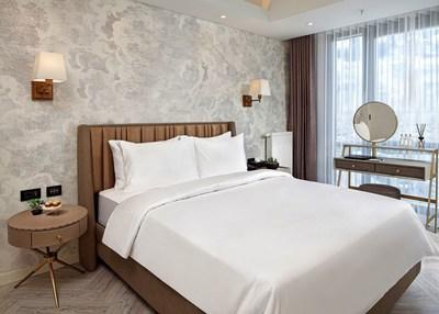 Guest room of Wanda Vista Residence