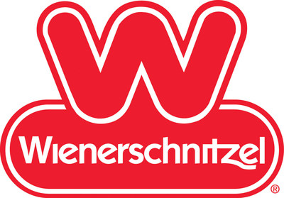 """Founded by John Galardi in 1961 with a single hot dog stand in Wilmington, Calif., Wienerschnitzel is one of the real pioneers of the quick-service food industry. The World's Largest Hot Dog Chain now serves more than 120 million hot dogs annually – and fueled by a mission of """"Serving Food to Serve Others,"""" also gives back a percentage of profits to its charitable partners. Based in Irvine, Calif., Wienerschnitzel operates or franchises 328 restaurants in 11 states. It is part of the Galardi Group, which is also the parent company of Hamburger Stand and Tastee-Freez LLC. (PRNewsfoto/Wienerschnitzel)"""