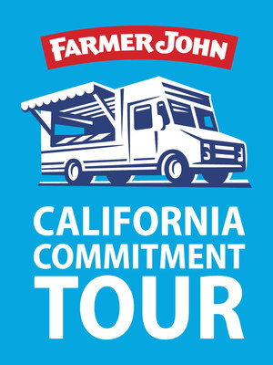 Farmer John California Commitment Tour Logo