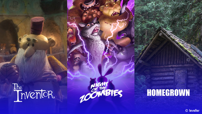 The first three films slated to be produced in conjunction with the offer will be The Inventor, Night of the Zoombies and Homegrown.