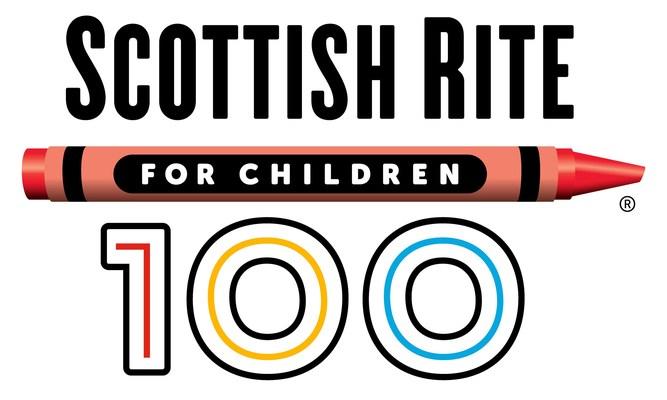 Scottish Rite 100 Logo